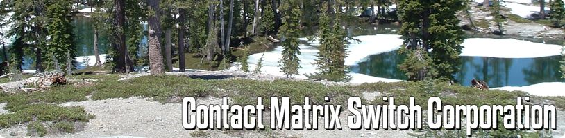 Contact Matrix Switch Corporation